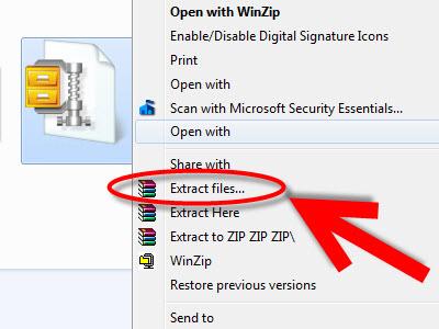 send-self-extracting-winzip-files-step-3