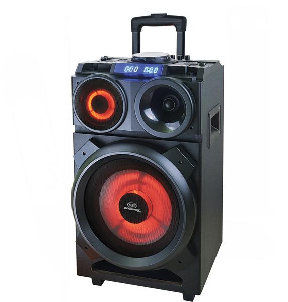 boombox outdoor bb02 djmixer party speaker. Black Bedroom Furniture Sets. Home Design Ideas
