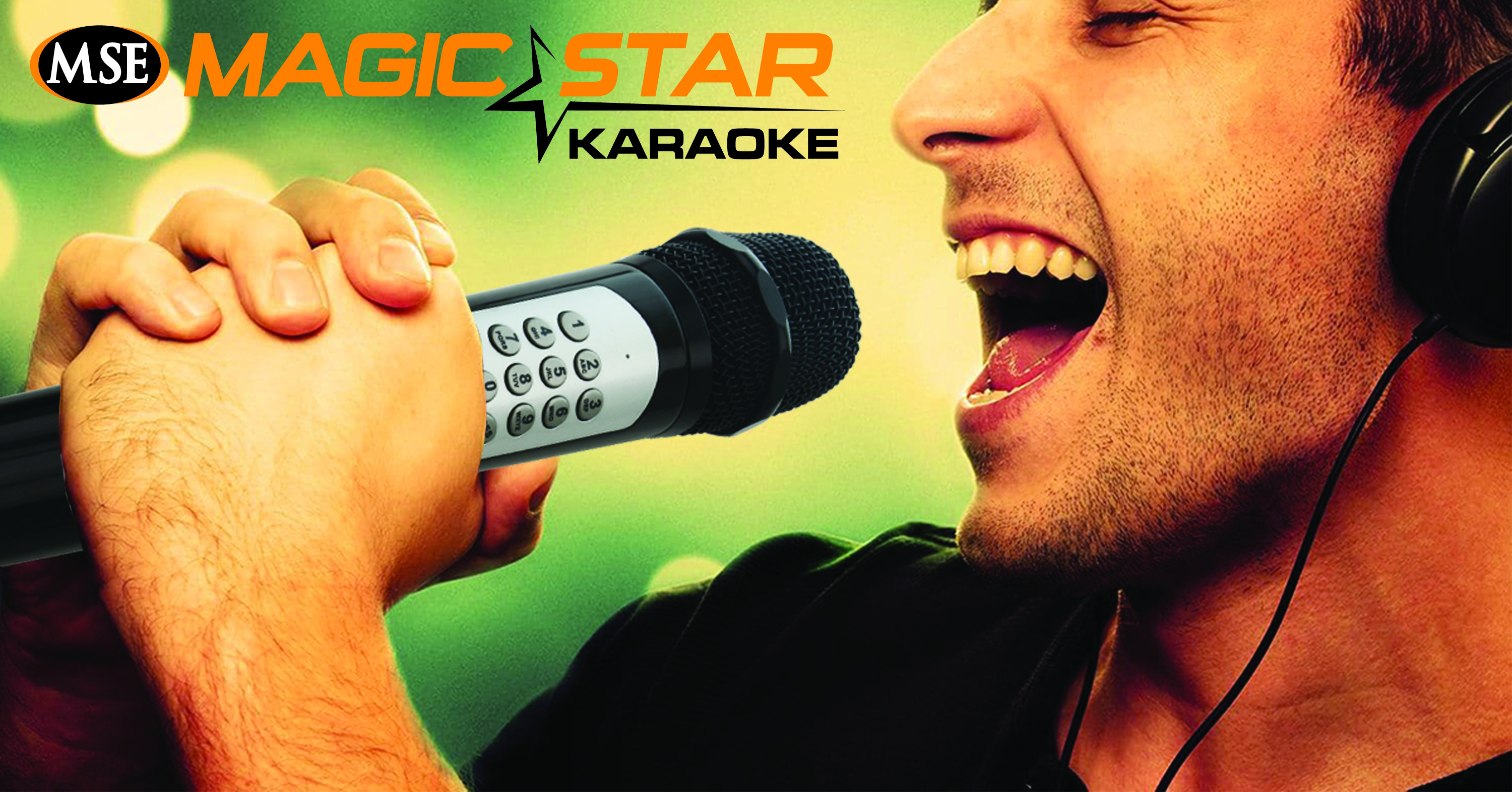 MS805 PRO KARAOKE ANYWHERE!